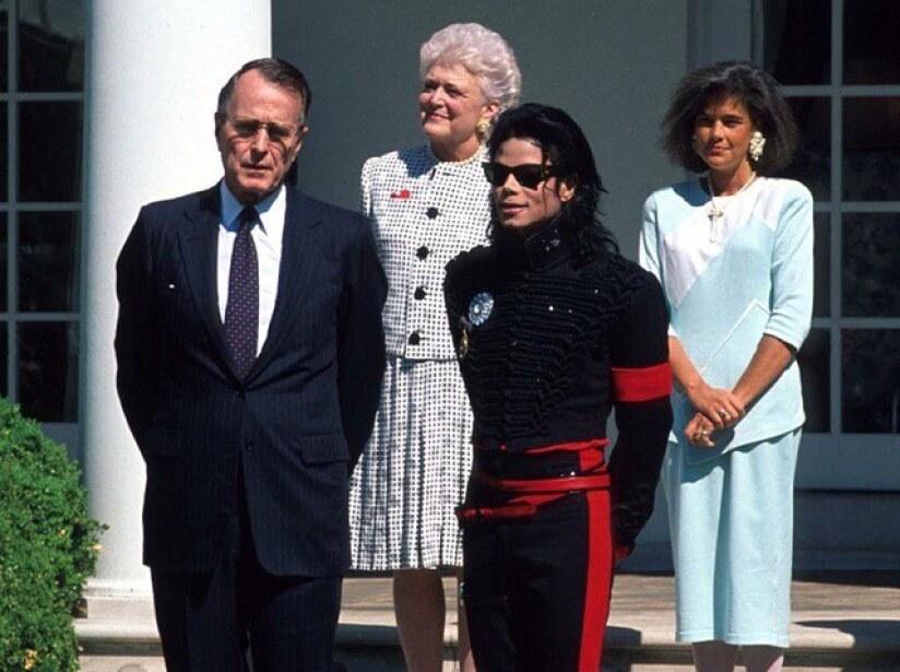 Diferentes estilos de Michael Jackson