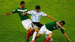 Ayala reconoció el gran trabajo del Tricolor en el Mundial de 2006