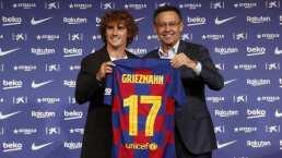 Email revela negociaciones en marzo entre el Barça y Griezmann