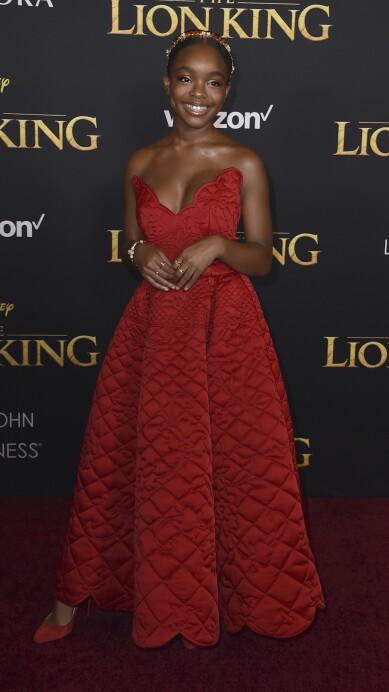 El Rey León se estrenó en Los Angeles y estos fueron los mejores looks de la alfombra roja