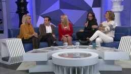 Yolanda Andrade demuestra a Laura Bozzo la calidad de conducción de México