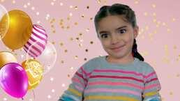 ¡Feliz cumpleaños Aitana!: Eugenio Derbez y Alessandra celebran los seis años de su hija con emotivos videos