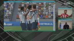 ¡Ni aguanta nada! Guzmán quita la repetición tras recibir otro gol