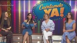 CUÉNTAMELO YA!: Programa completo del Lunes 12 de noviembre