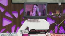 Jacky Bracamontes recuerda cuando murió su bebé y agradece el apoyo de una persona muy especial