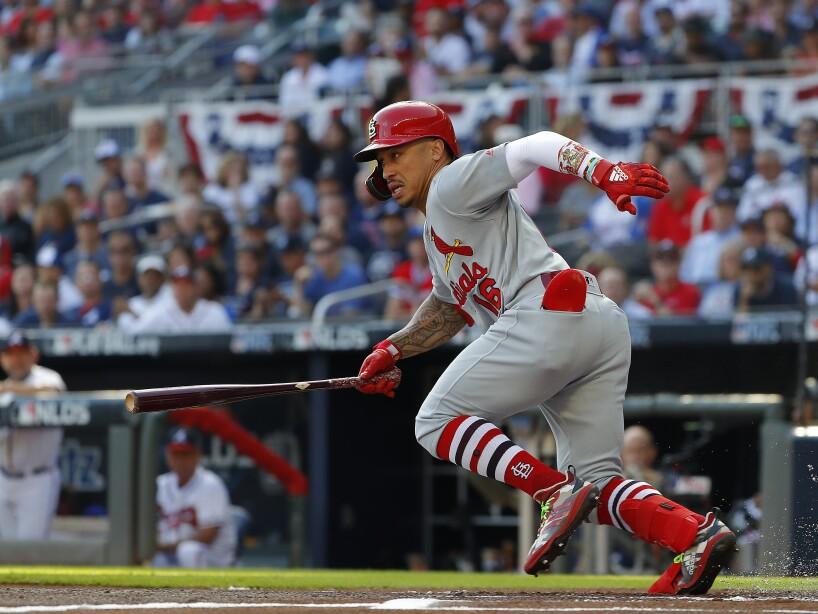 Los Atlanta Braves fueron borrados del campo de juego y los Saint Louis Cardinals ganan el quinto partido.