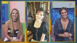 Nora Salinas renuncia a su larga cabellera por su personaje en 'La mexicana y el güero'
