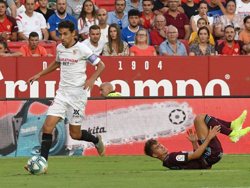 Sevilla - Celta, La Liga 6.jpg