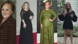 ¡Pérdida excesiva de peso!: Adele se deshizo de hasta 10 kilogramos por mes