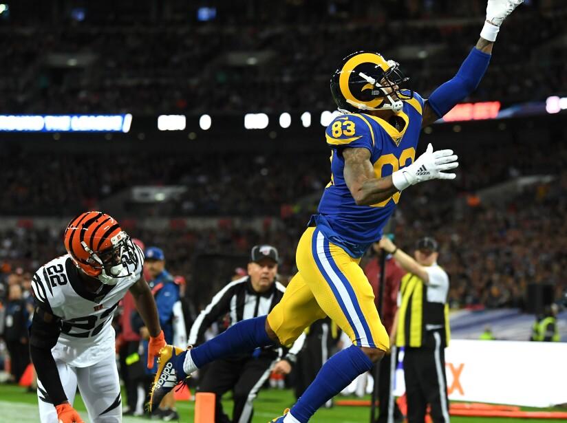 Cincinnati Bengals vLos Angeles Rams