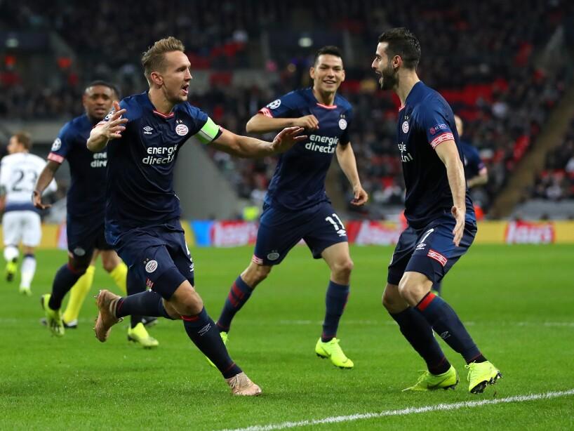 Tottenham Hotspur v PSV - UEFA Champions League Group B