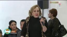 Silvia Pinal reacciona ante la noticia que Itatí Cantoral la interpretará