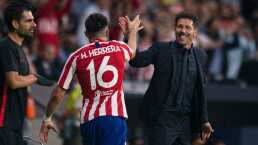 Héctor Herrera convocado por Atlético ante Lokomotiv