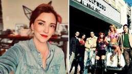 Regina Blandón interpreta éxitos de RBD y demuestra que es fan de hueso colorado