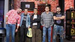 La espera terminó: Yordi Rosado y José Eduardo Derbez se estrenan como conductores de 'Miembros al aire'