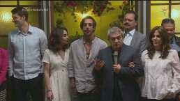 Así son las grabaciones de Doña Flor y sus dos maridos