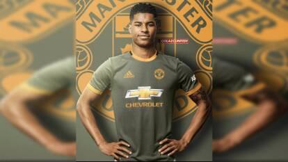 En twitter filtraron las que serían las nuevas camisetas del Manchester United para la temporada 2020-21. Aquí te las presentamos.