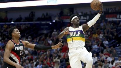 La derrota de los Portland Trail Blazers y todos los resultados del 11 de febrero.  | New Orleans Pelicans 138-117 Portland Trail Blazers