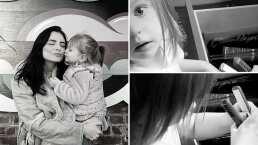 'Me estoy planchando mi pelito': El tierno video de Kailani mientras se arregla su cabello