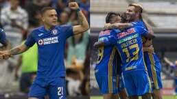 Cruz Azul y Tigres desbancaron al América como los planteles más valiosos de la Liga MX