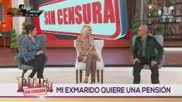 Laura sin censura: Hombre le exige una pensión alimenticia a su exesposa porque 'le dio los mejores años de su vida'