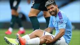 El Kun Agüero se tuvo que perder el partido con el City por COVID-19