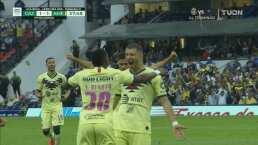 ¡Qué pedazo de gol! Bombazo de Guido Rodríguez para vencer a Corona