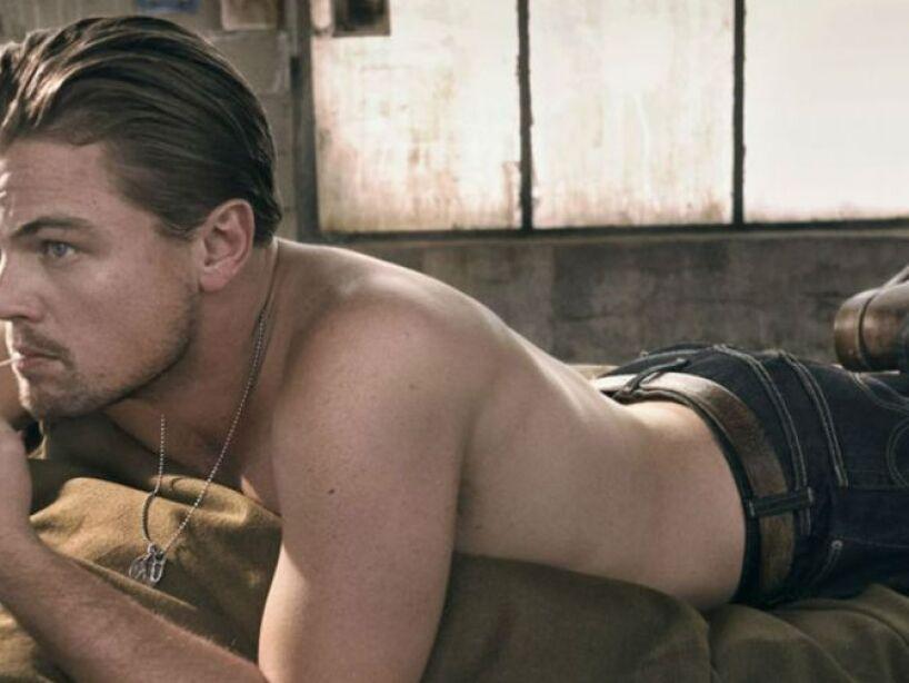 4. Leonardo Dicaprio: En Titanic nos conquistó, pero también en cintas como El Lobo de Wall Street e Inception.