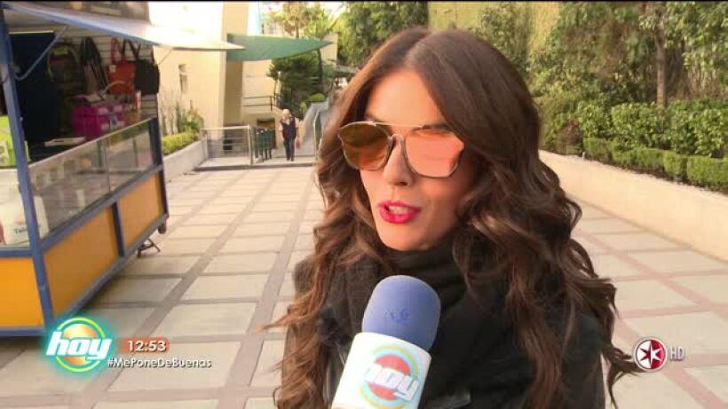 ¡Claudia Álvarez planea boda y despedidas de soltera!