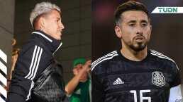 Cristian Calderón y el sueño de entrenar junto a su ídolo Herrera