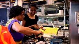 Los mejores momentos de Familias Frente al Fuego: Desafío en la cocina