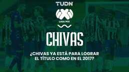 Chivas, con argumentos para sorprender como campeón