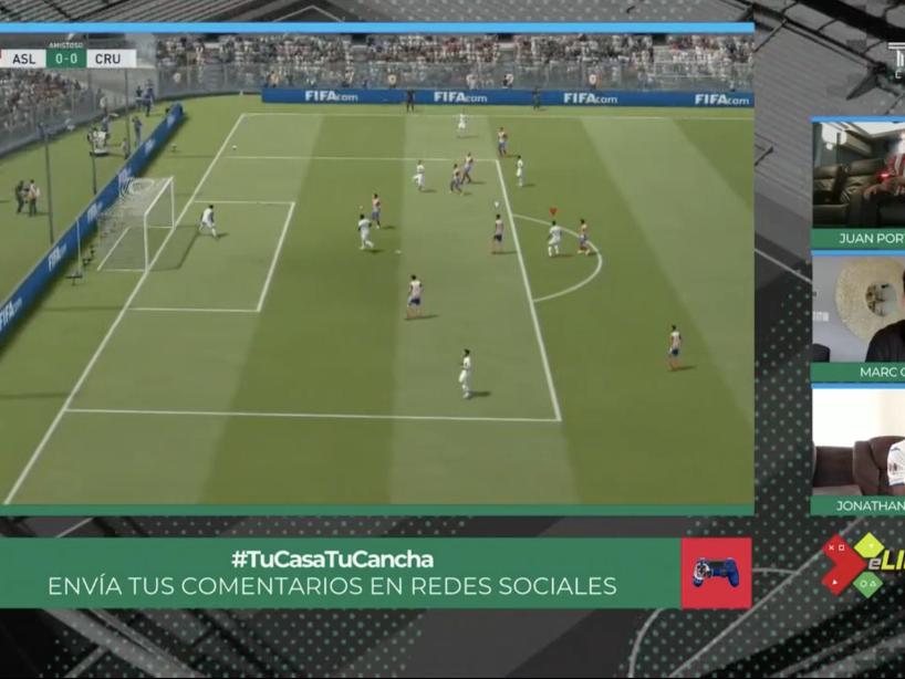 eLiga MX, San Luis vs Cruz Azul, 27.png
