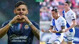 Puebla le agradece a Chivas por seguir tercero