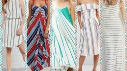 Moda: ¡Las rayas están de moda, aquí te decimos cómo usarlas! 22 julio 2016