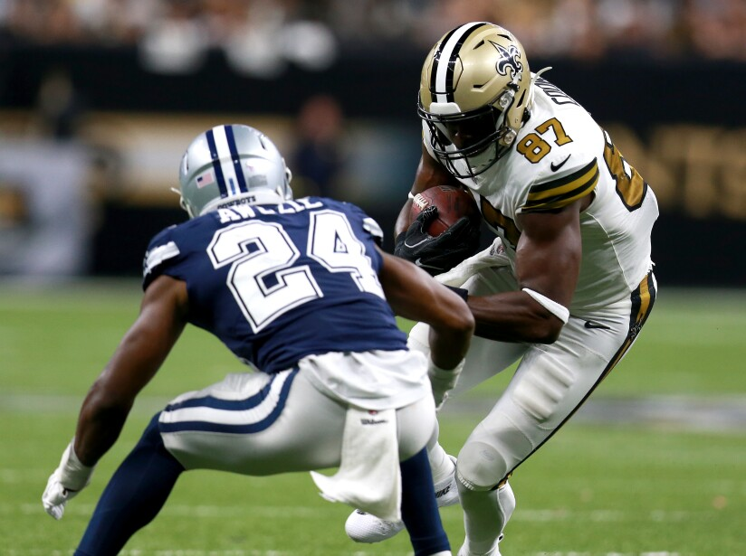Dallas Cowboys v New Orleans Saints