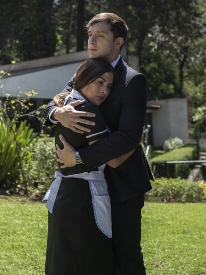 Tania Lizardo y Lalo Palacios fueron los encargados de iniciar las grabaciones de la nueva telenovela de Nacho Sada.