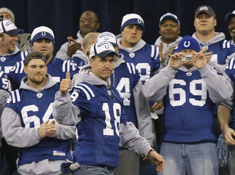 Indianapolis Colts Victory Parade