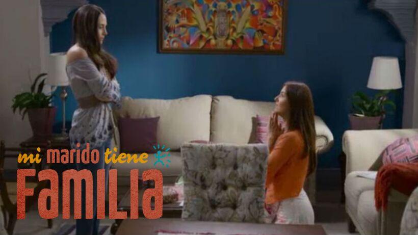 Revive la escena: ¡Linda le ruega a Julieta que la ayude!