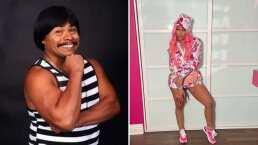 El Chaparro Chuacheneger enciende las redes al lucir y bailar como Nicki Minaj