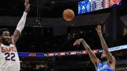 Bucks y Suns definen partido polémico de NBA en tiempo extra