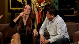 Atrevida pregunta hace perder a Sara Corrales