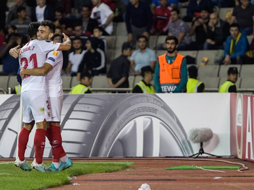 Qarabag vs Sevilla, UEFA Europa League, 8.jfif