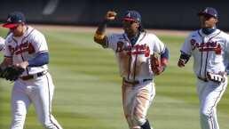Atlanta Braves terminó racha de series perdidas en playoffs de MLB