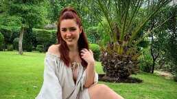 Ariadne Díaz confiesa que subió 23 kilos en su embarazo y aún así no le salieron estrías