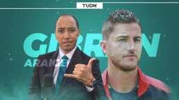 Gibrán Araige | Hiram Mier será la novedad del Tata