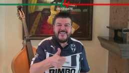 Vocalista de Grupo Pesado da a conocer el Factor X del Monterrey
