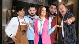 """Actores de 'Renta congelada' revelan los """"trapitos sucios"""" de José Eduardo Derbez, Rodrigo Murray y Faisy"""