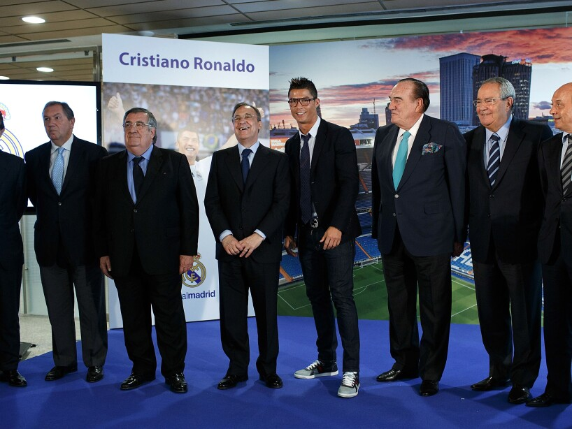 Cristiano Ronaldo Signs Contract Renewal for Real Madrid