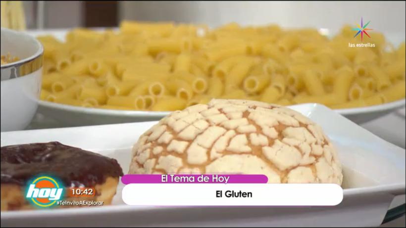 Descubre qué síntomas te dirán si eres alérgico al gluten